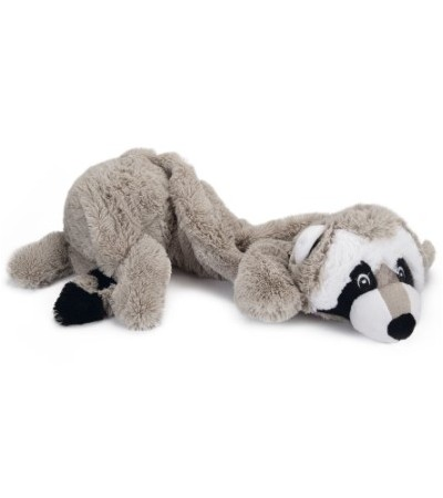 Beeztees PLUSH DOG TOY ROCCO GREY 54 - haf-haf.am